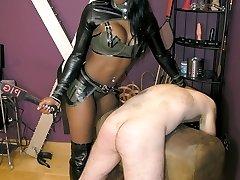 Punished By Dominatrix Kiana