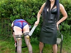 Wet & Messy Punishment