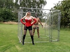 Caged And Shackled