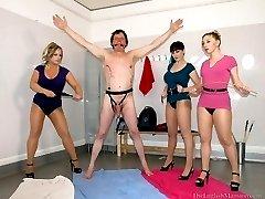 Mistresses Exercise Class