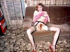 Hairy Retro Pussies