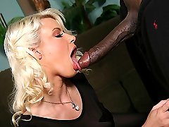 Annika Albrite Interracial Movies at Blacks On Blondes!