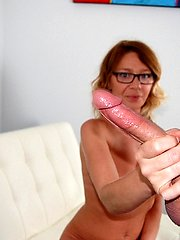 Better Cum Quick - MILF and Mature Handjob Flicks Over 40 Handjobs