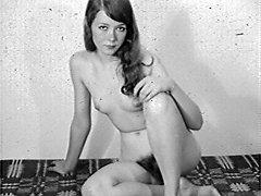 Petite vintage teens nude