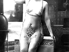 Burlesque nude twenties pic