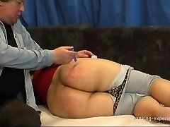 Spanking Practice
