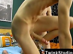 Hot twink Dylan Chambers is none too
