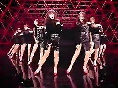 sizzling Korean girls dance softcore