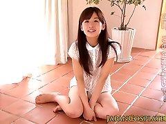 Jaapani teen pussylicked enne näo
