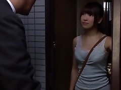 Eksotiske Japansk hore Satomi Nomiya, Izumi Harunaga, Haruna Ayane i Hotteste oldie, college JAV scene