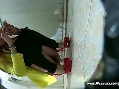 chineză toaletă publică.2