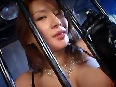 Meilleurs fille Japonaise Rei Kitajima en Fou Ejac, Fellation JAV clip