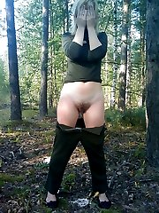 Naked nudist girls