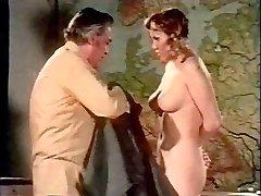Vintage Vieux Homme Baise dans le Cabaret