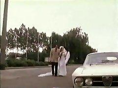 Horny Bride Threesome