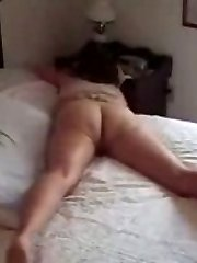 amateur rides her favorite toy