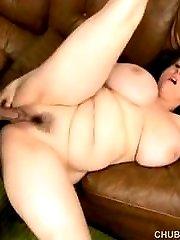 Big titty fatty gets fucked