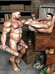 gays 3d