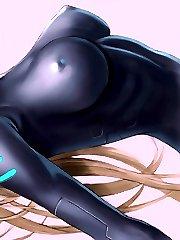 latex hentai