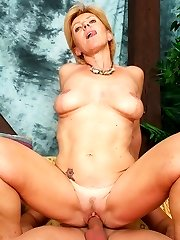 50 Plus MILF needs her cooter smashed before its too late!