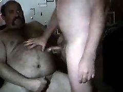 torrid bear eat and cum