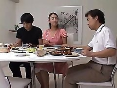 Japanese Wife Shag Guest