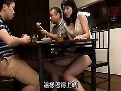szőrös ázsiai kikapja egy hardcore döngeti
