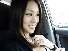 Exotic Chinese model Ann Yabuki in Finest Lingerie, Big Tits JAV clip