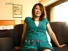 Amazing Asian model in Horny Pregnant, Wooly JAV movie
