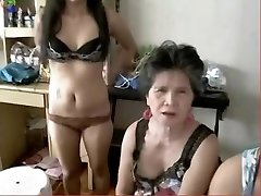 Insane Homemade pinch with Webcam, Japanese scenes