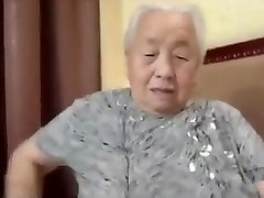 Asian Grandma 80yo