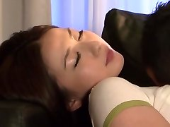Megumi Haruka in Fall in Love Beauty Younger Wife part 1.1