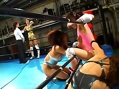 Cat Fight Anal Pro Grappling