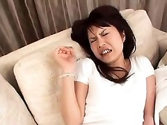 Pregnant asian beauty doing doggystyle