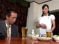Japanese Mature Having Sex with Boss Husband Two