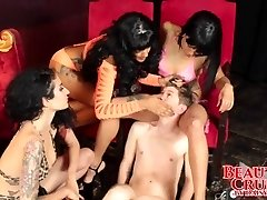 Humiliated For Our Enjoyment DAISY DUCATI Female Domination