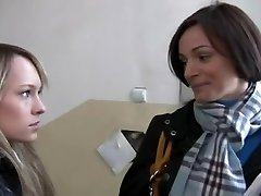 REAL: Making of a Legal Age Teenage Lesbo Porno Starlet - Part1 - Cireman