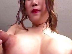 big big tits immense nips