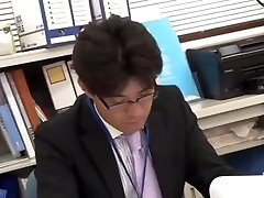A standard Day in Japan's Office 3of3 censored ctoan
