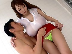 Crazy Japanese chick Hitomi Tanaka in Best JAV censored Douche, Humungous Tits movie