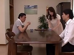 ignored housewife seduced by father in-law