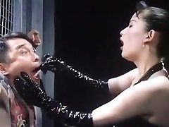 Crazy amateur BDSM, Femdom sex video