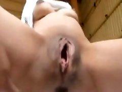 Japanese Mature Extreme Giant Pussy