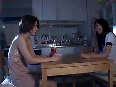 Hot Asian Schoolgirl Seduces Helpless Educator