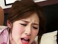 Uber-cute Sexy Korean Girl Banging