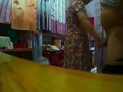 Flashing Made Chinese Grandma Horry