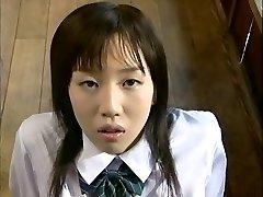 Japan girl bukkake