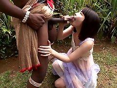Kanon Tachibana im Kanon Bläst Die Stämme Häuptling - TeensOfTokyo
