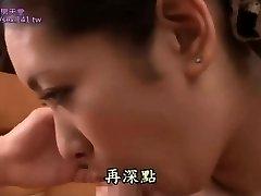 Chinese Teenie Striptease
