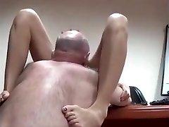 AsianSexPorno.Com - Chinesisch-office-lady gefickt auf Tabelle